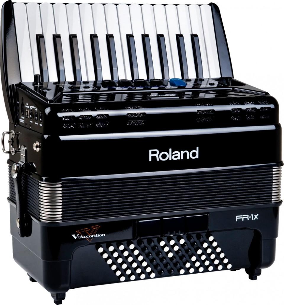 Roland FR-1X BK V-Accordion