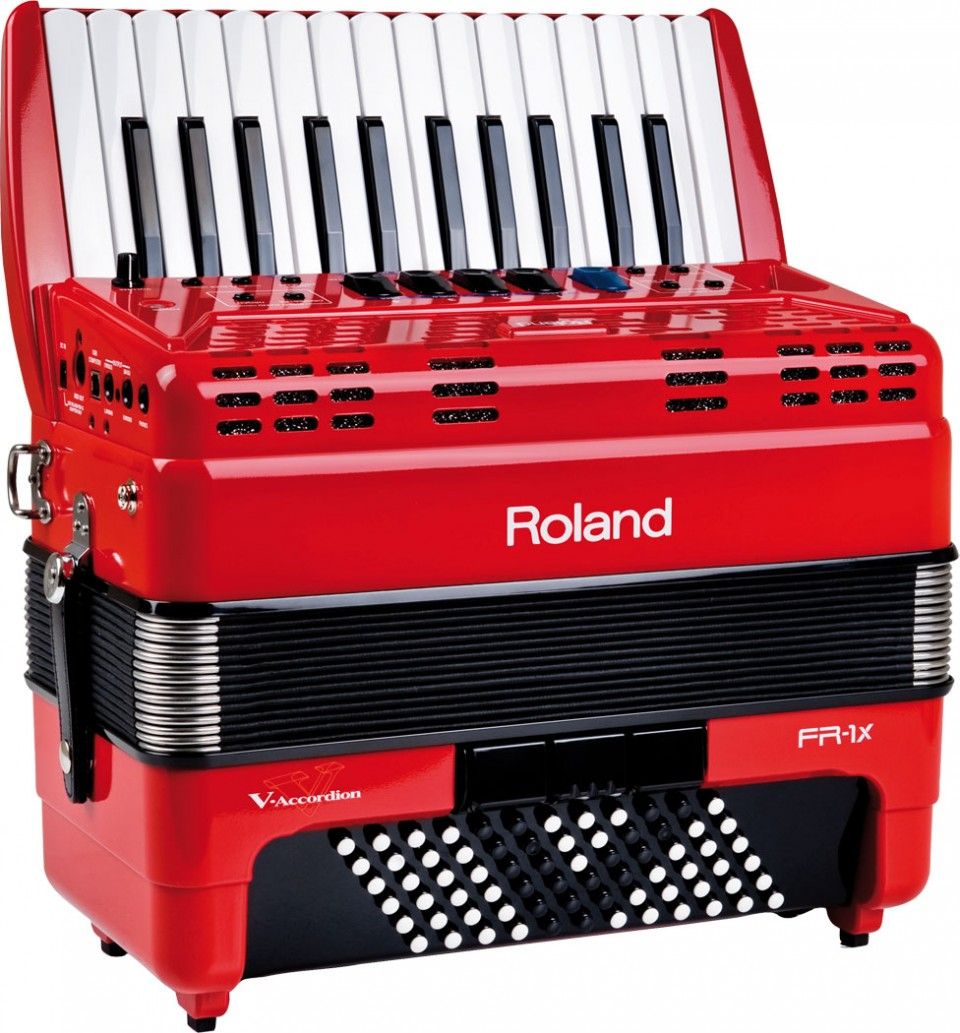 Roland FR-1X RD V-Accordion