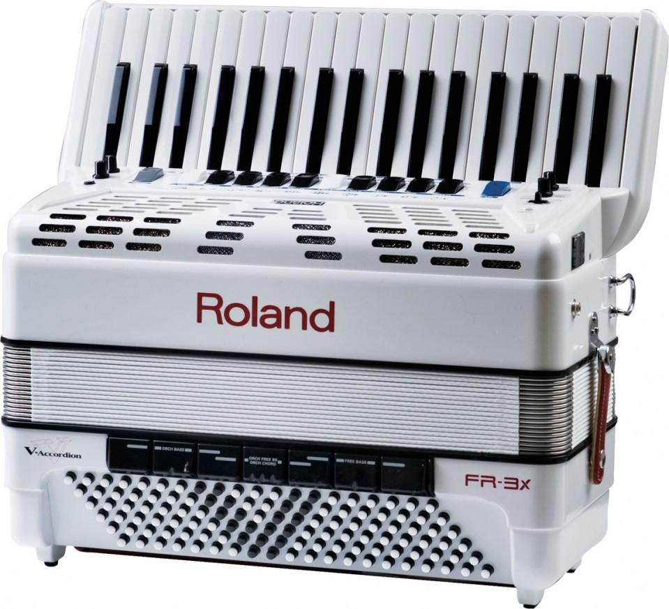 Roland FR-3X WH V-Accordion