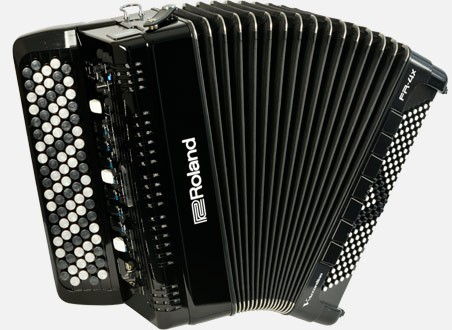 Roland FR-4XB BK V-Accordion B-Stock/Demo