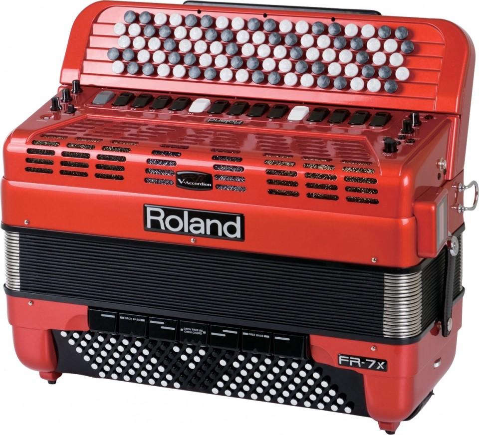 Roland FR-7XB RD occasion