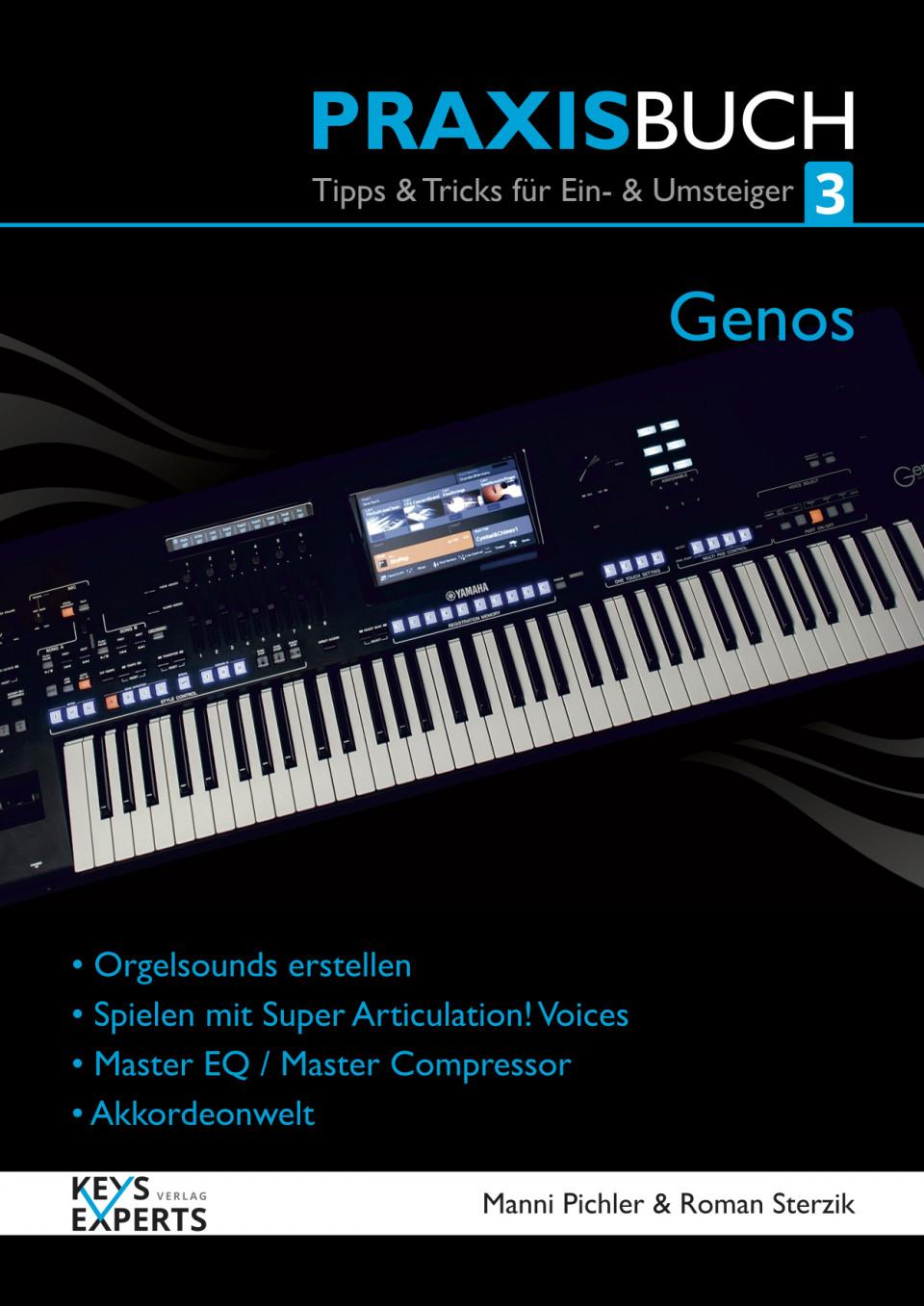 Keys Experts Praxisbuch 3 Genos