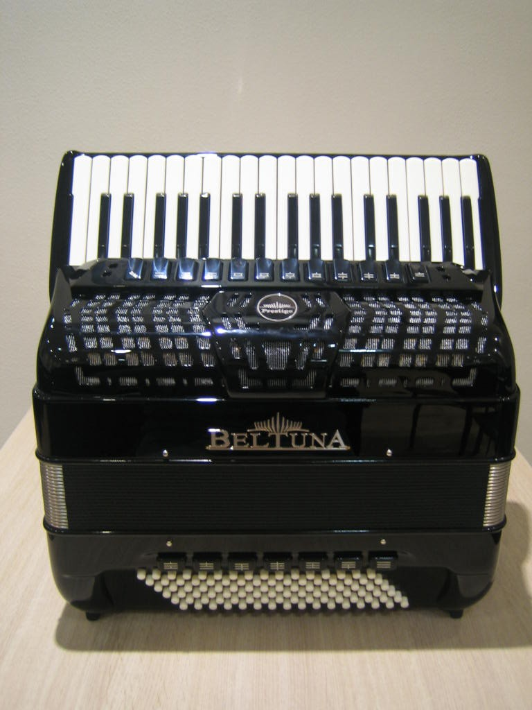 Beltuna Prestige IV 96 P Compact demo accordeon