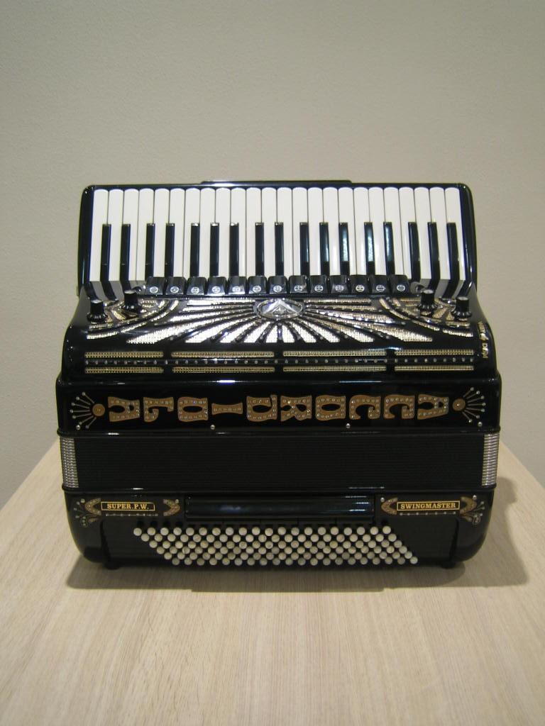Accordiola Swingmaster Gold Occasion