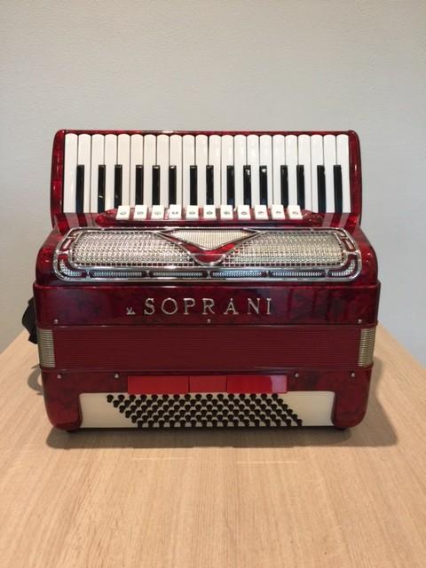 V. Soprani IV 96 P Rosso occasion