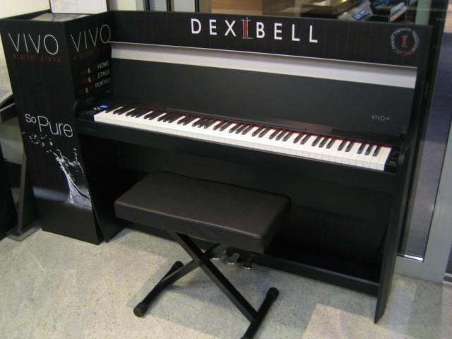 Dexibell VIVO H3 BK Demo Home Piano