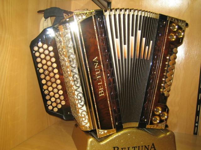 Beltuna Alpstar IV D Emotion Walnut Gold