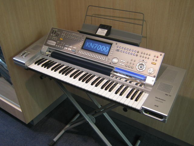 Technics KN7000 occasion