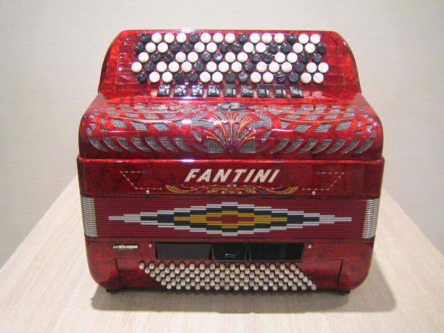 Fantini Professionale IV 96 M Rosso occasion