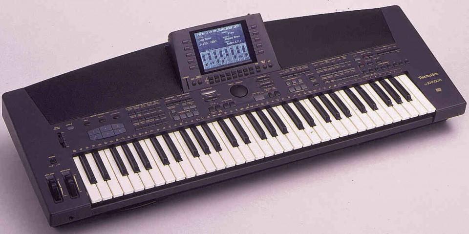 Technics sx-KN5000 keyboard occasion