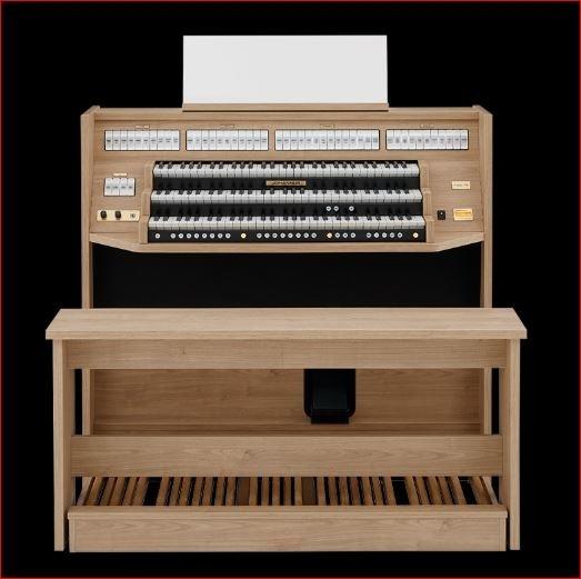 Johannus Studio 350 klassiek orgel