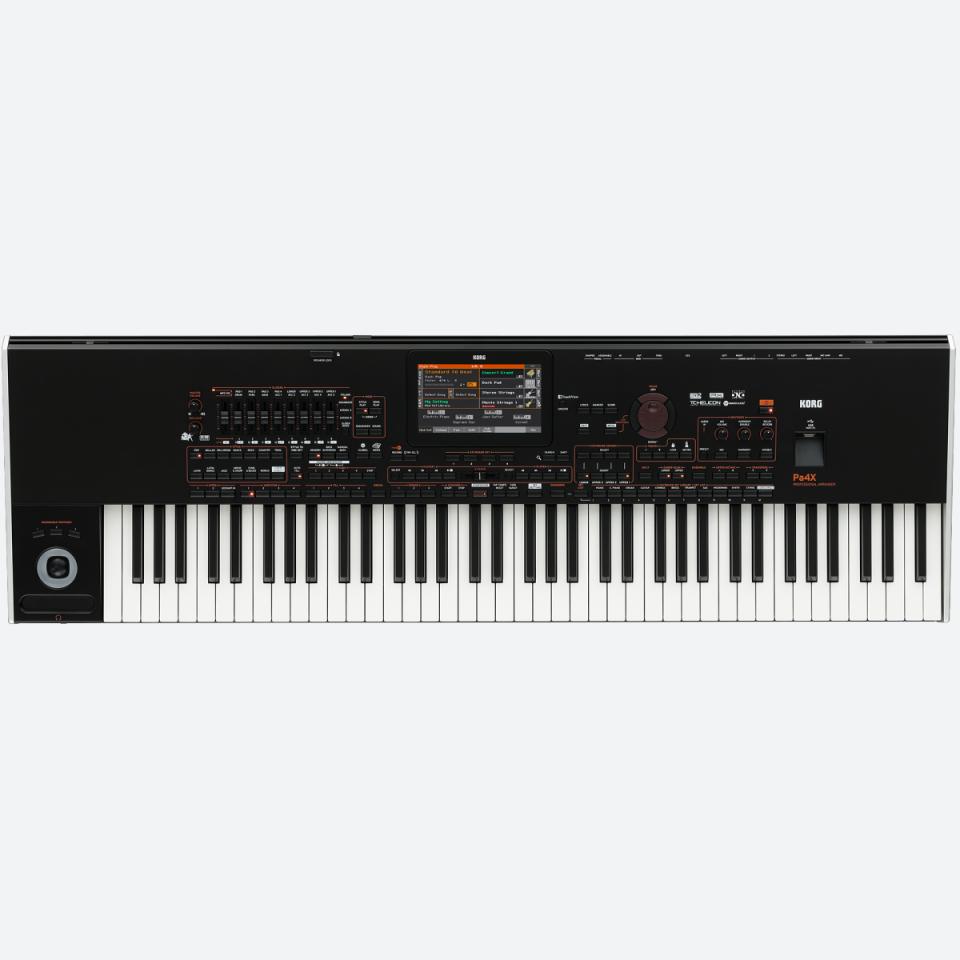 Korg Pa4X 76 Professional Arranger Keyboard