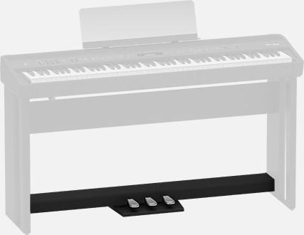 Roland KPD-90 BK pedal board voor Roland FP-90X en FP-60X
