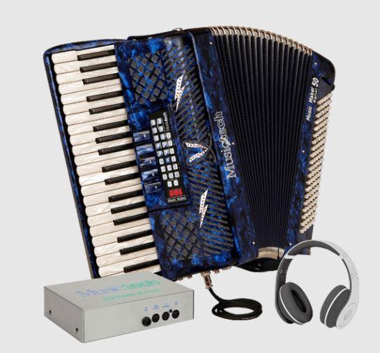 Musictech Music Maker Digital 50 digitale accordeon