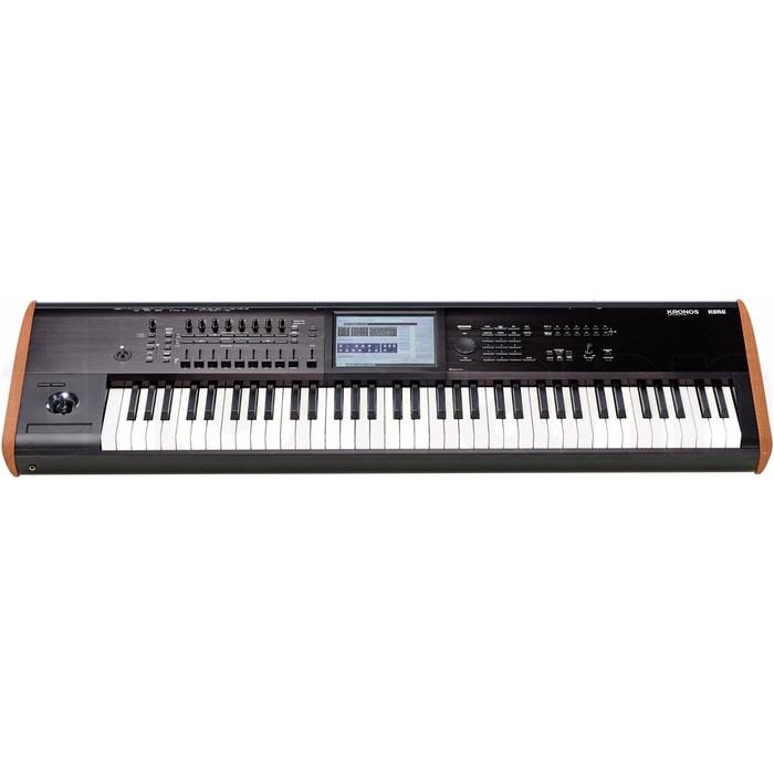 Korg Kronos 73 Synthesizer Music Workstation (Model 2015)