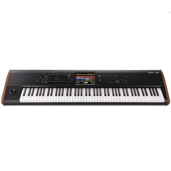 Korg Kronos 88 Synthesizer Music Workstation (Model 2015)