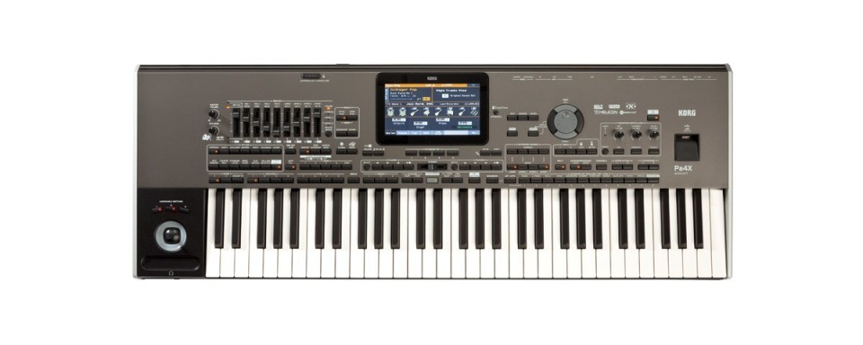 Korg PA4X 61 Musikant Entertainer Keyboard