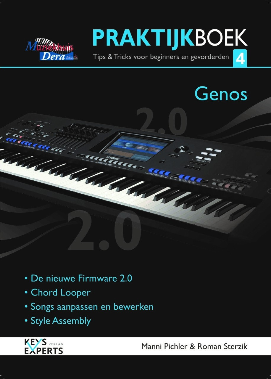 Keys Experts Genos Praktijkboek 4