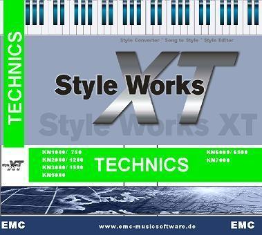 EMC Style Works XT Technics
