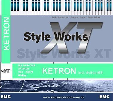 EMC Style Works XT Ketron