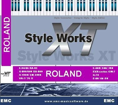EMC Style Works XT Roland