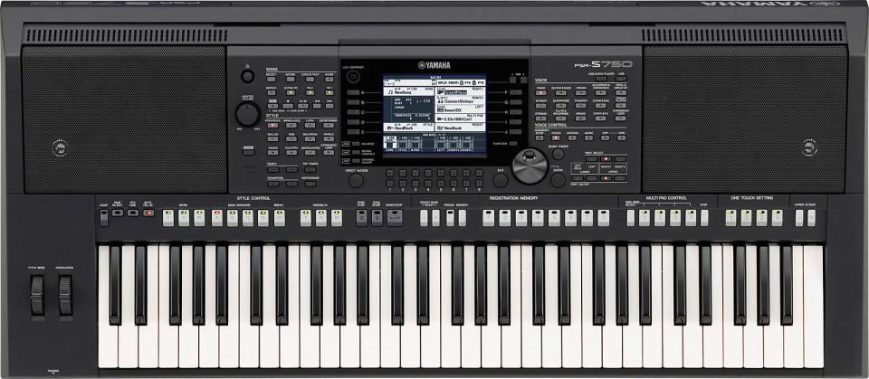 Yamaha PSR-S750 Occasion