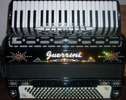 Guerrini Polka King IV M accordeon occasion