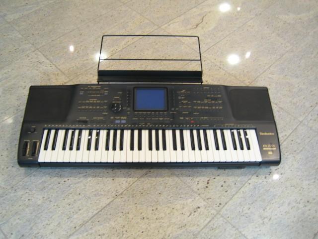 Technics sx-KN2000 keyboard zonder floppy diskdrive occasion