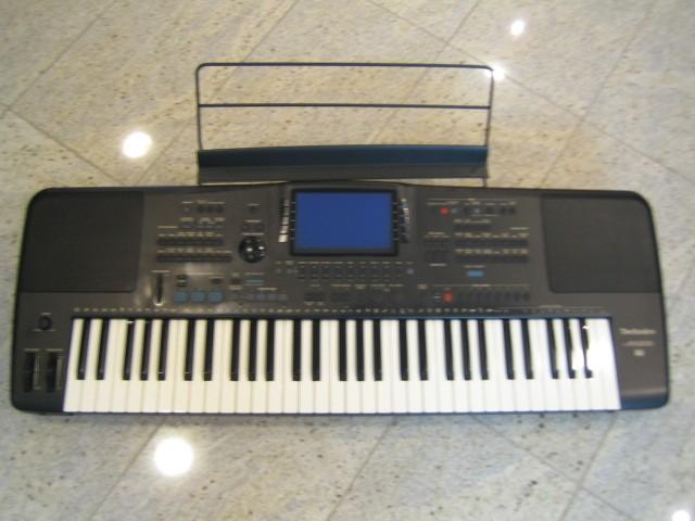 Technics sx-KN3000 keyboard & turbodisk