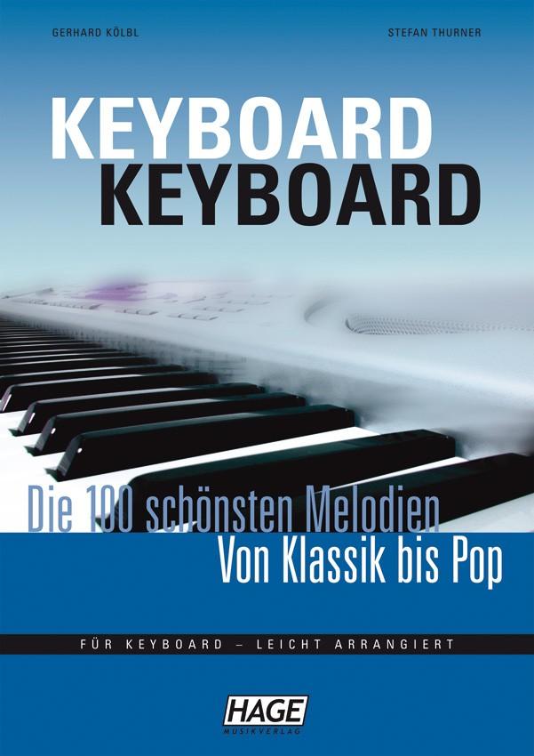 Hage: Keyboard-Keyboard + 100 midi-files (óók speciaal voor Yamaha XG/XF  systeem)