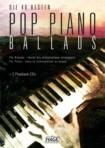 Hage: Pop Piano Ballads + 40 midi-files (óók speciaal voor Yamaha XG/XF systeem)