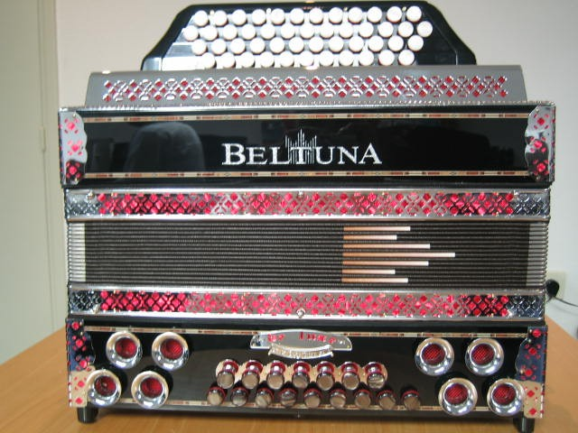 Beltuna Alpstar IV D Nero