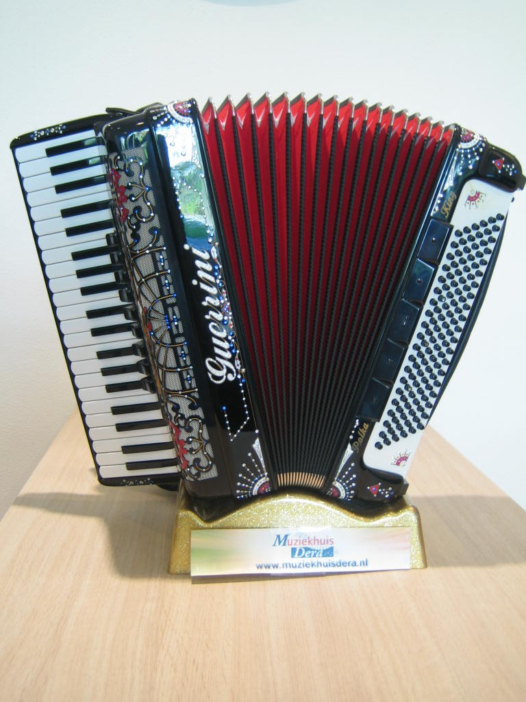 Guerrini Polka King Special accordeon occasion