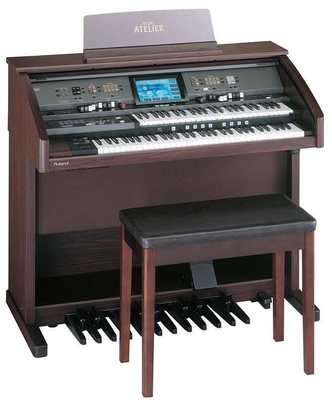 Roland Atelier AT-500 uitverkocht