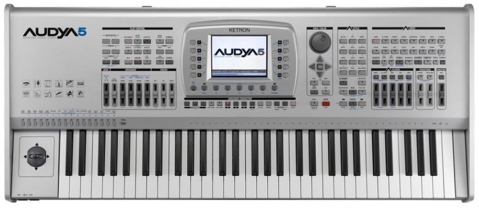 Ketron Audya5 Advanced Music Station