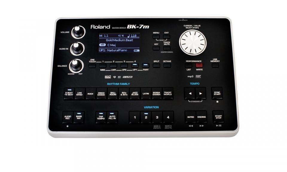Roland BK-7m Occasion Backing Module