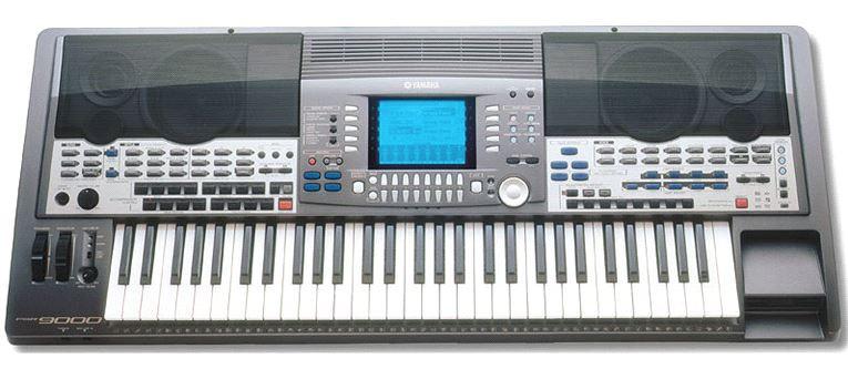 Yamaha PSR9000 occasion keyboard