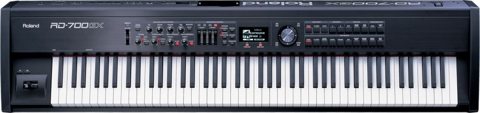 Roland RD700GX stage piano occasion