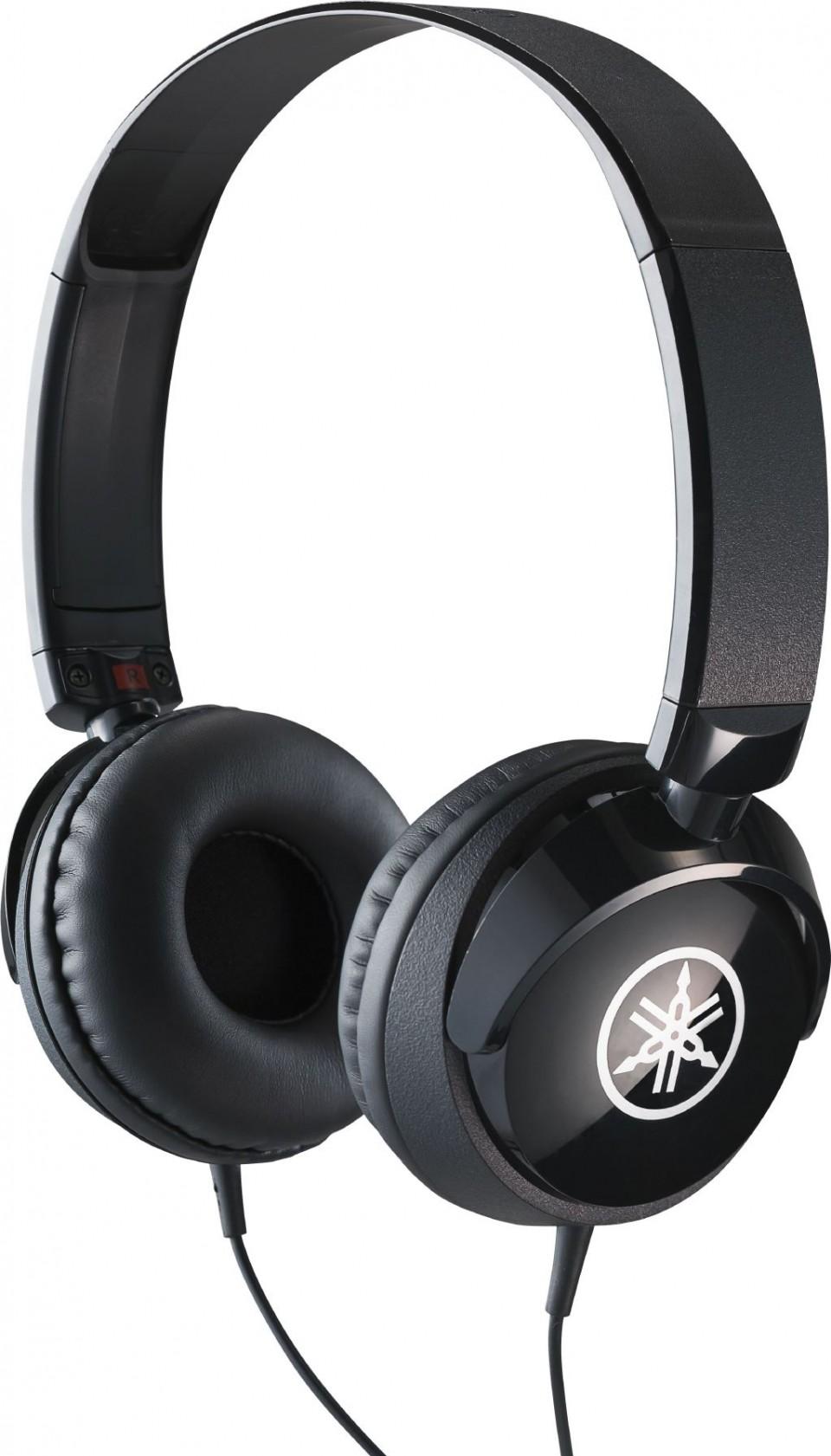 Yamaha HPH-50 B hoofdtelefoon