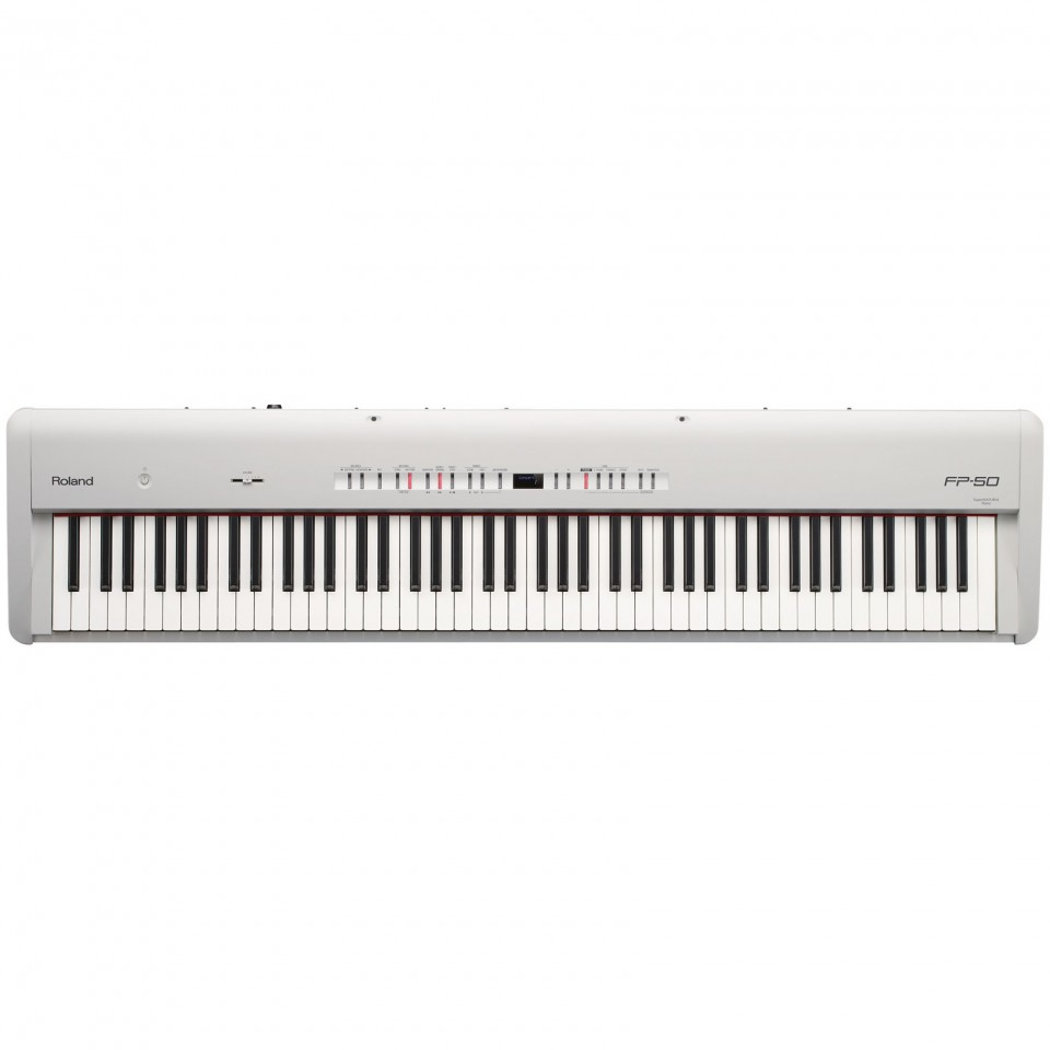 Roland FP-50 WH Occasion