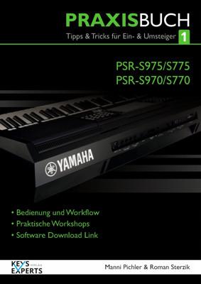 Keys Experts Praxisbuch 1 PSR-S975/775