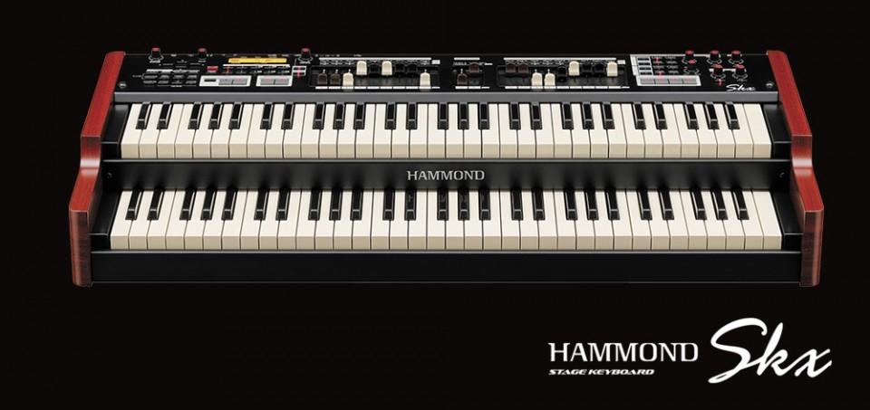 Hammond SKX keyboard organ