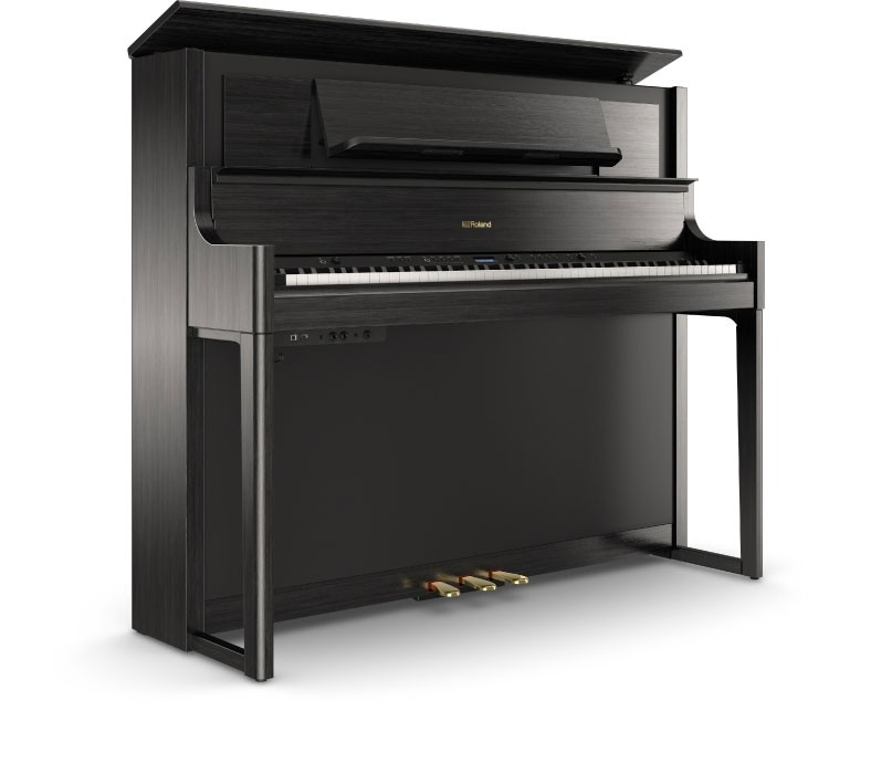 Roland LX708 CH digitale piano Charcoal Black