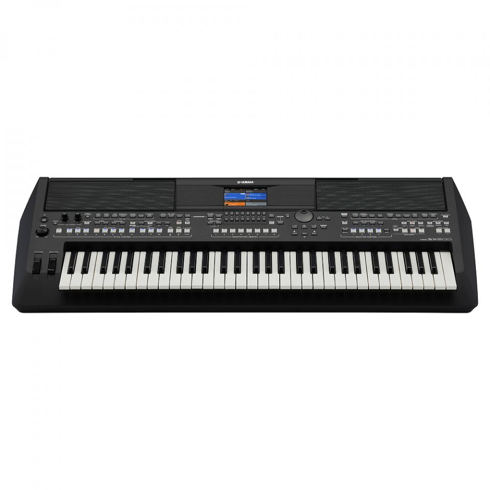 Yamaha PSR-SX600 workstation keyboard