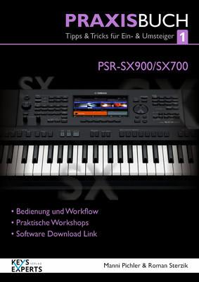 Keys Experts Praxisbuch 1 PSR-SX900/700