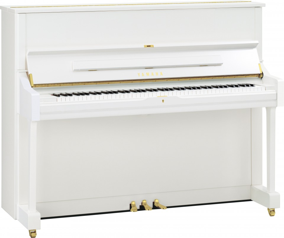 Yamaha U1 TA2 PWH TransAcoustic piano