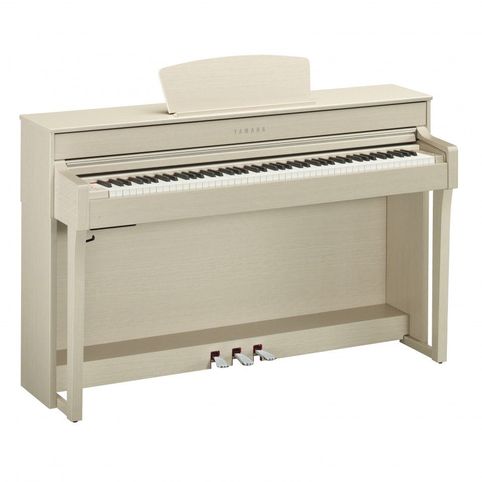 Yamaha CLP-635 WA digitale piano White Ash