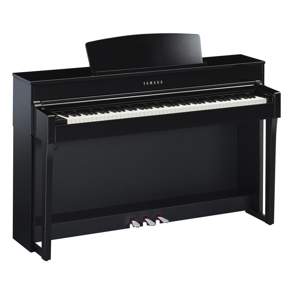 Yamaha CLP-645 PE digitale piano Polished Black