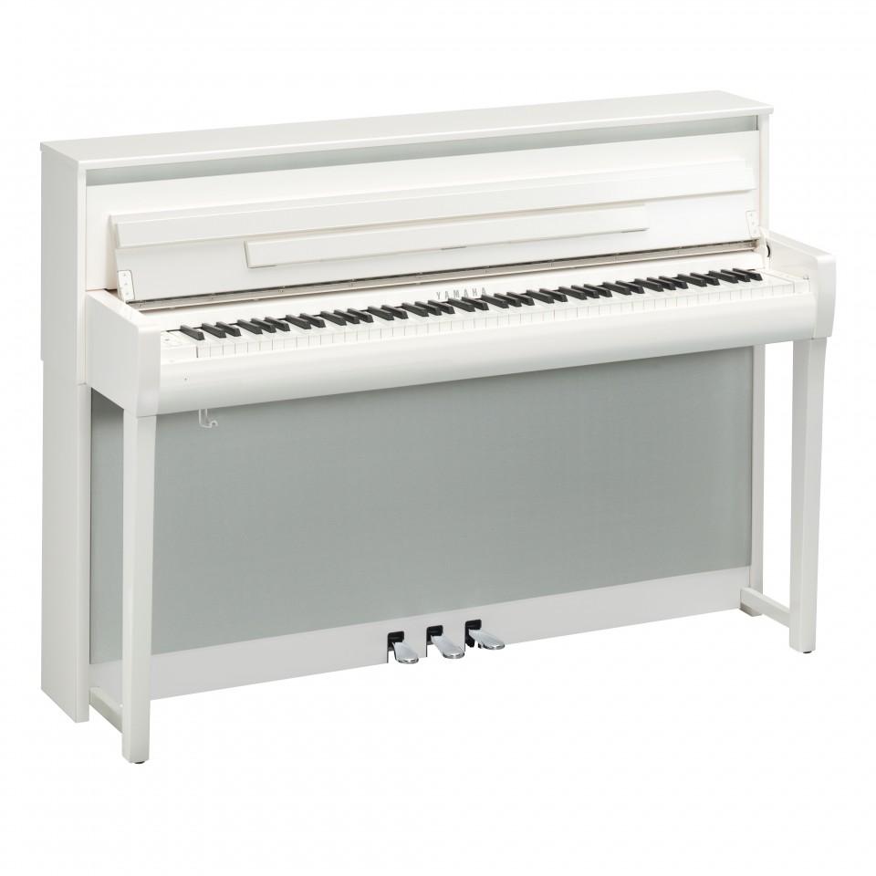Yamaha CLP-685 PWH digitale piano Polished White