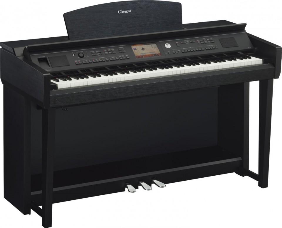 Yamaha CVP-705 B (zwart satin)